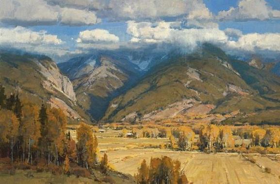 Scott Christensen - Salt River Range
