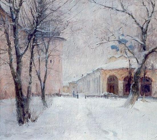 Косничев - Near the Rostov Kremlin