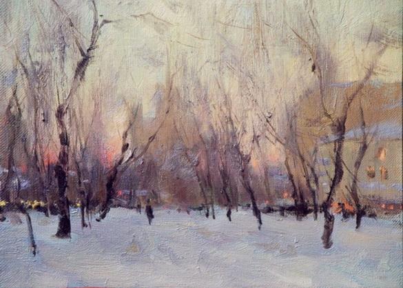 Косничев - Yauzsky Boulevard