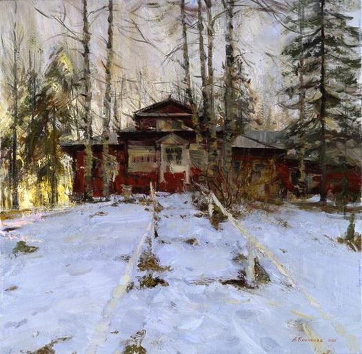 Косничев - Winter Evening
