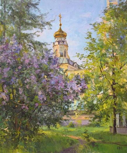 Ефремов Алексей  Сиреневый звон