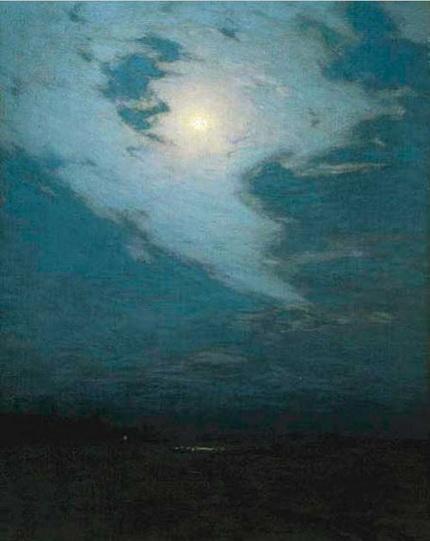 Lowell Birge Harrison - Soaring Clouds
