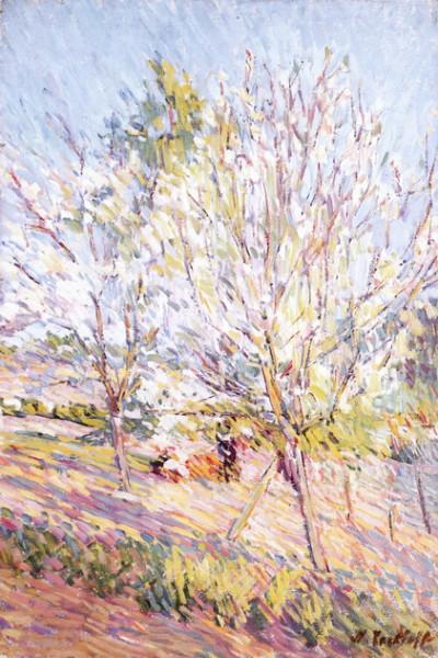 Nicolas Tarkhoff - Spring in the Chevreuse Valley