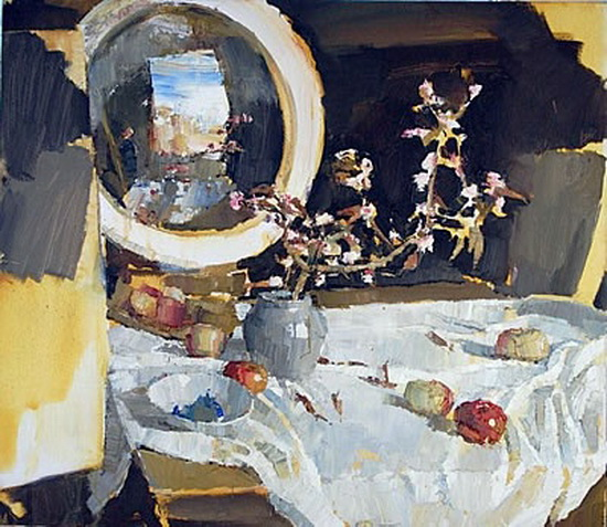 Oliver Akers Douglas - Autumn's Looking Glass