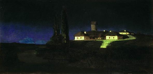 Kuinji - Украинская ночь