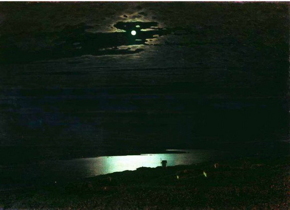 Kuinji - Лунная ночь на Днепре