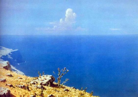 Kuinji - Море. Крым
