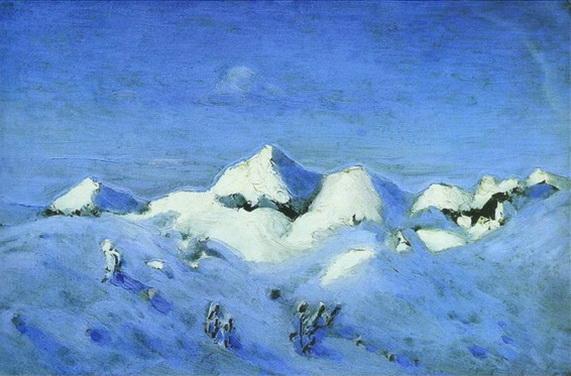 Kuinji - Зима