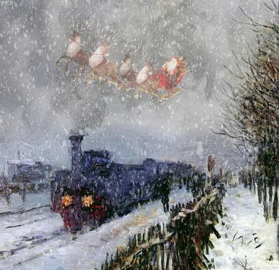Claude Monet Плывущий мир