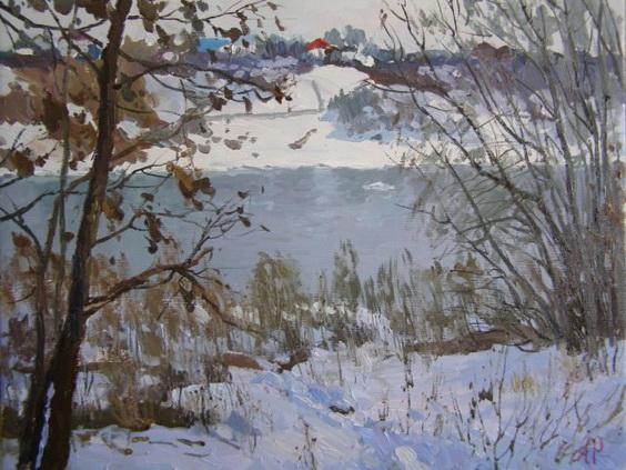 Ралиф Ахметшин - Ранняя зима