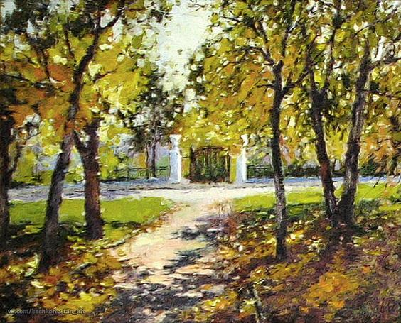 Ралиф Ахметшин - Ворота в старый парк