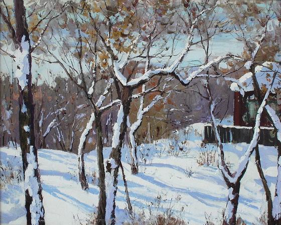 Ралиф Ахметшин - Зима 2