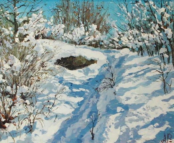 Ралиф Ахметшин - Зима
