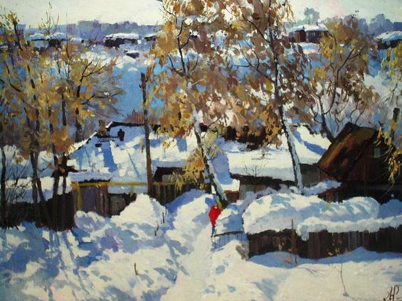 Ралиф Ахметшин - Зимой