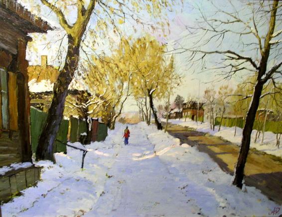 Ралиф Ахметшин - Старая Уфа