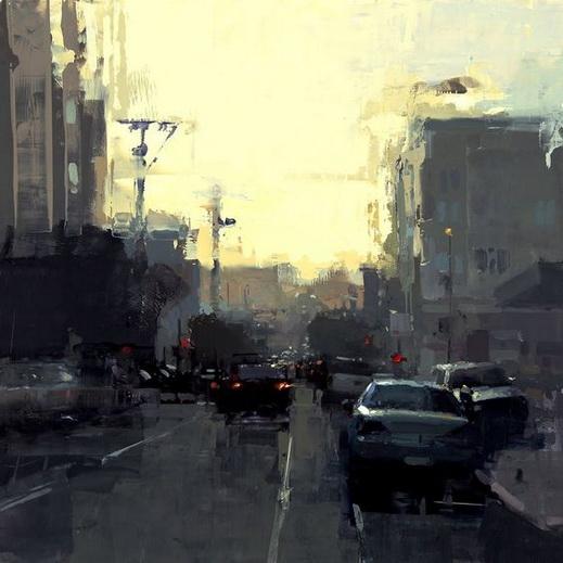 Jeremy Mann - Mission Sunset