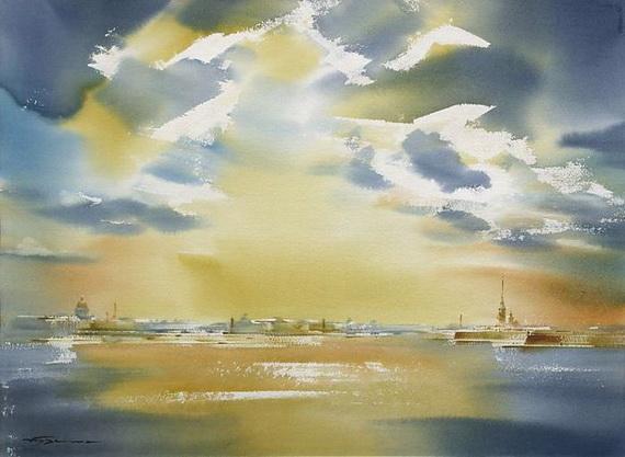 Кузема -  Небо над Невой 2