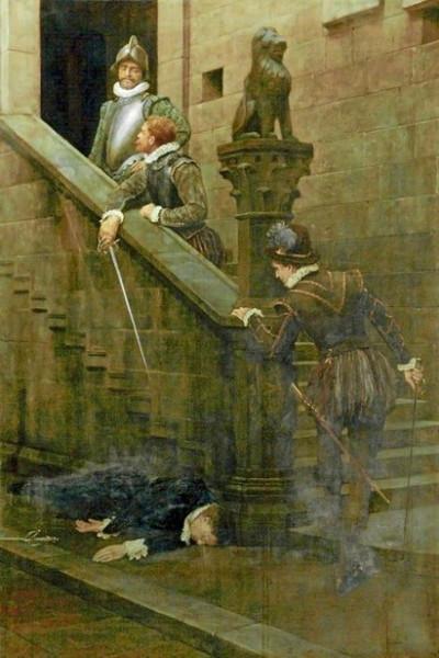 John Maler Collier - Vendetta