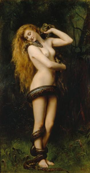 John Maler Collier - Lilith
