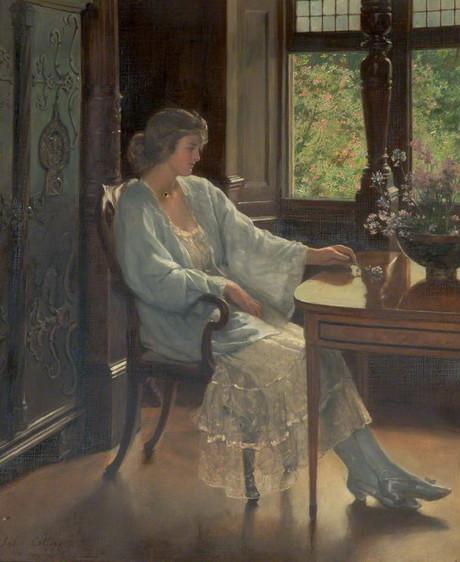 John Maler Collier - Meditation