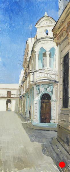 Alice Boggis-Rolfe - Turquoise Walls