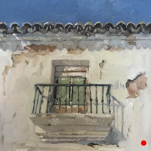 Alice Boggis-Rolfe - Andalusian Balcony