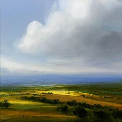 Harry Brioche - Late Autumn Sun