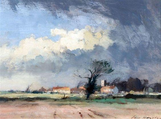 Ian Houston - A Showery Day, Norfolk