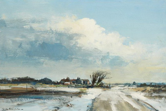 Ian Houston - BRIGHT WEATHER AFTER SNOW