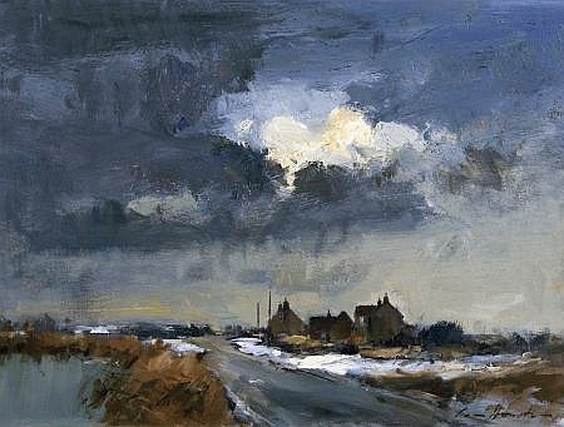 Ian Houston -  A BREAK IN THE CLOUDS AND THE LAST OF THE SNOW