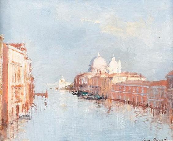 Ian Houston -  Sunlight in Venice