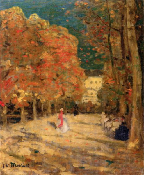 James Wilson Morrice - Autumn