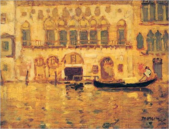 James Wilson Morrice - Venice 2