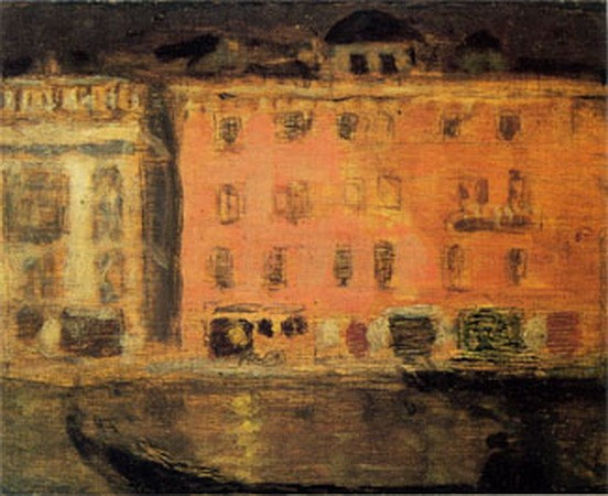 James Wilson Morrice - Venice