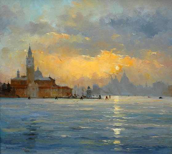 David Howell - Venice 6