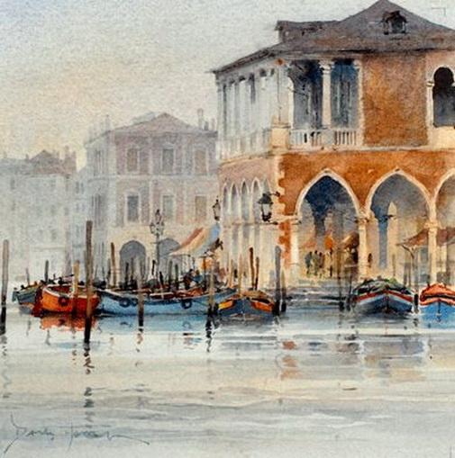 David Howell - Venice 8