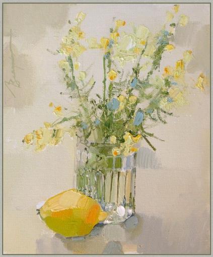 Лобарева Вероника - Лимонное утро
