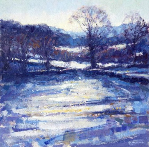 David Farren - Snow Fields