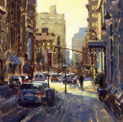 David Farren - New York Morning