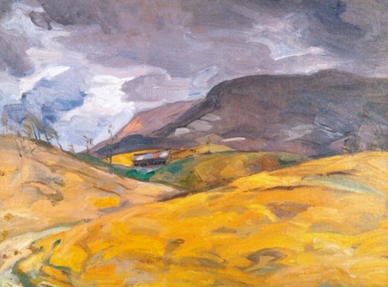 Pierre Daura -  Landscape