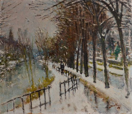 Pierre Montezin - Frost
