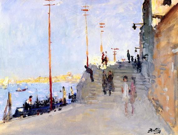 Pierre Montezin - The Port