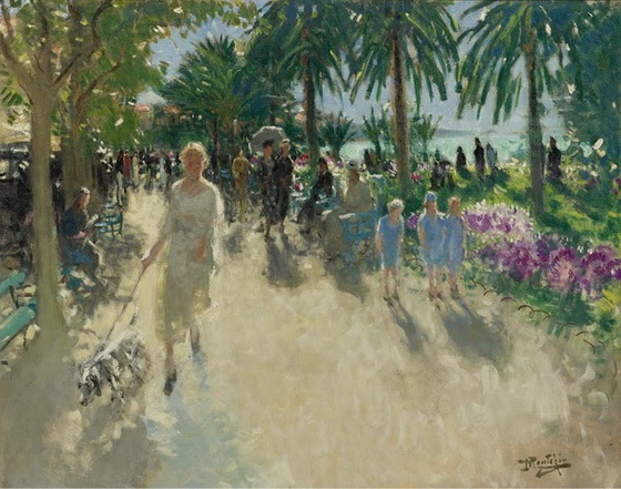 Pierre Montezin - La Croisette, Cannes
