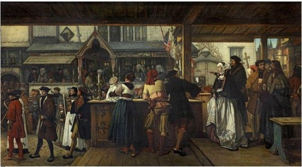 Albrecht Durer - Visiting Antwerp