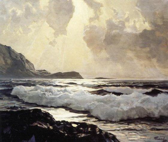F.J. Waugh - The Suns Rays