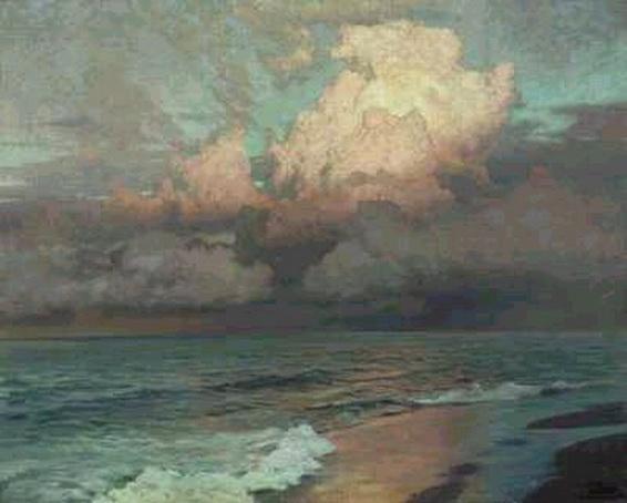 F.J. Waugh - ebbing waters