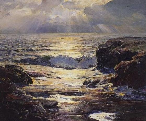 F.J. Waugh - early morn