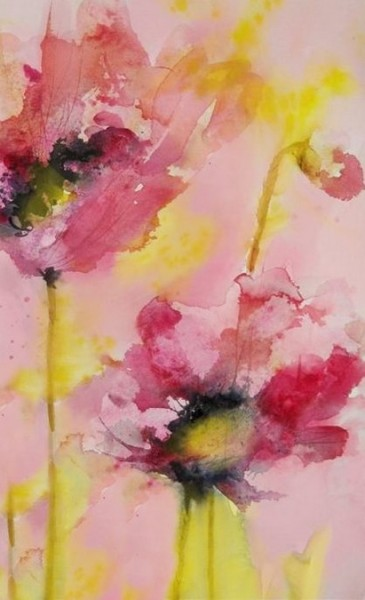 Karin Johannesson - Dreamy Poppies