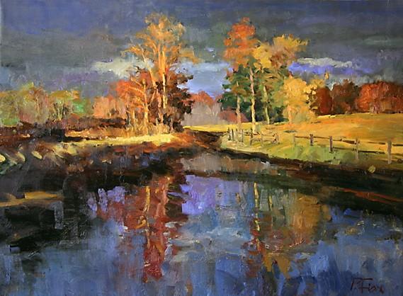 Peter Fiore - Autumn Morning