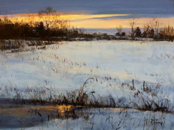 Peter Fiore - Winter Afterglow